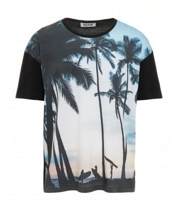 Мужская футболка ICE PLAY F053P410 с рисунком